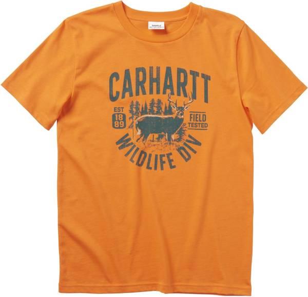 Carhartt Boys' Outdoors Short Sleeve T-Shirt product image