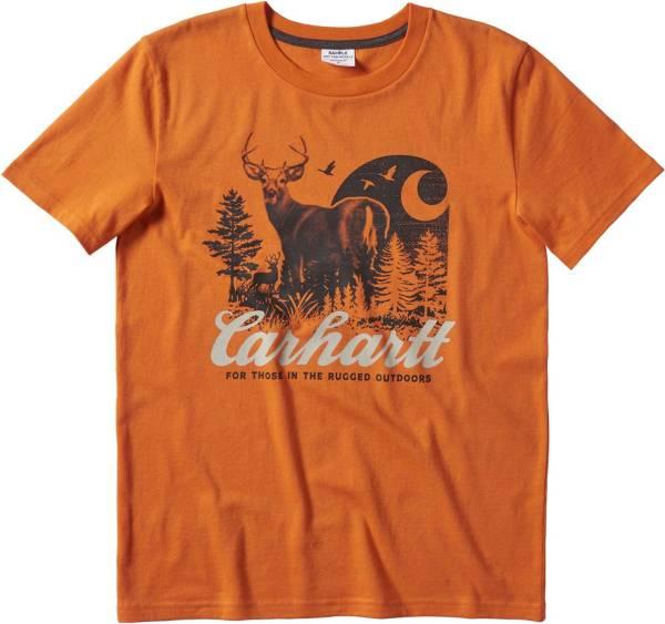 Carhartt Boys' Outdoor Short Sleeve T-Shirt product image