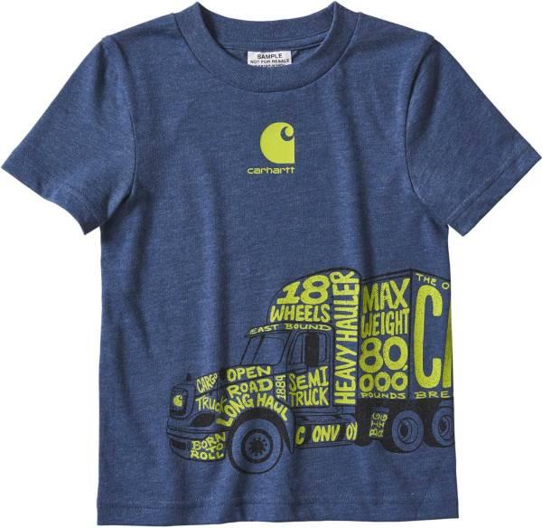 Carhartt Boys' Wrap Truck Graphic Short Sleeve T-Shirt product image