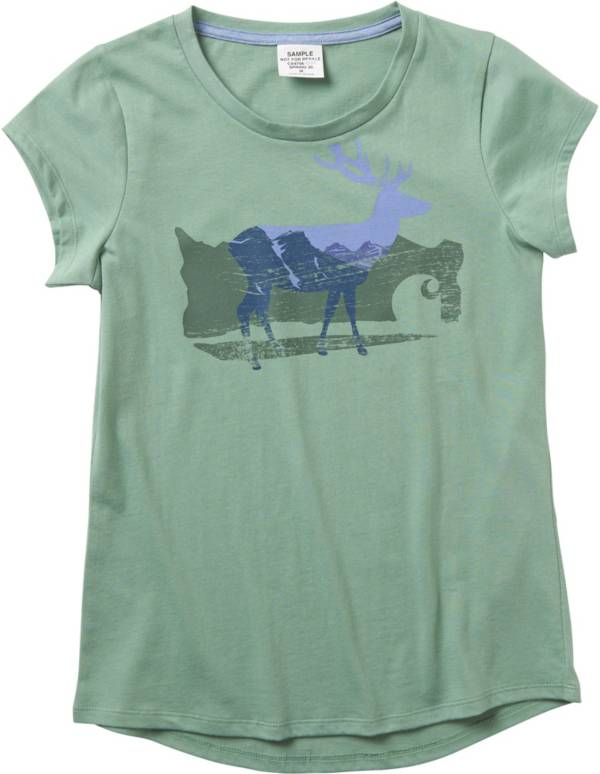 Carhartt Girls' Warm Sunshine Short Sleeve T-Shirt product image