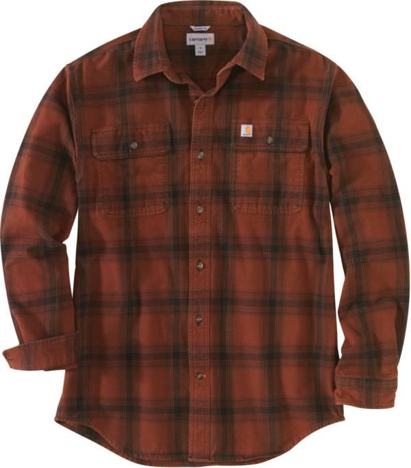Carhartt Men's Plaid Flannel Shirt product image