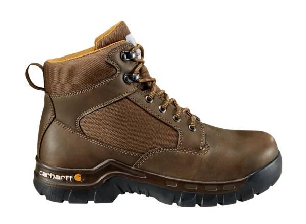 "Carhartt Men's Rugged Flex 6"" Brown Steel Toe product image"
