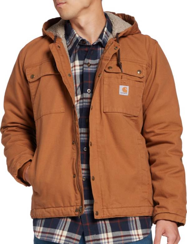 Carhartt Men's Washed Duck Barlett Jacket product image