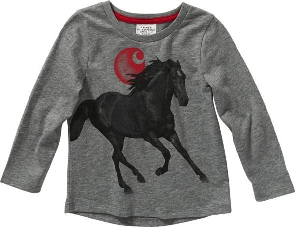 Carhartt Toddler Girls' Horse Long Sleeve Shirt product image