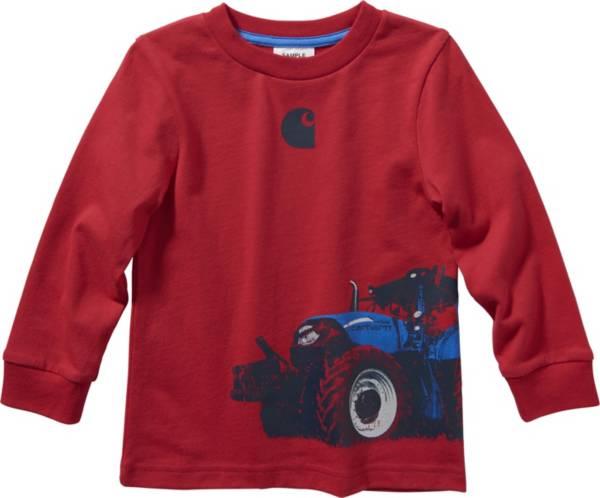 Carhartt Boys' Tractor Wrap Long Sleeve T-Shirt product image