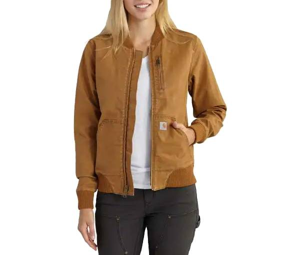 Carhartt Women's Crawford Bomber Jacket product image