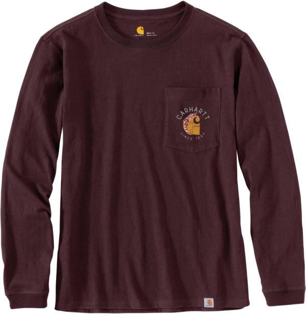 Carhartt Women's Heavyweight Long Sleeve T-Shirt product image