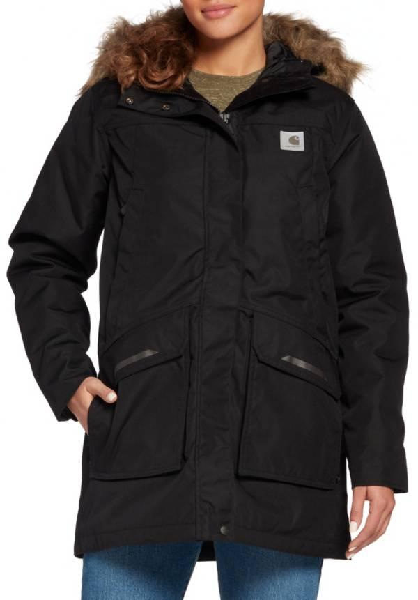 Carhartt Women's Yukon Extremes Insulated Parka Jacket product image