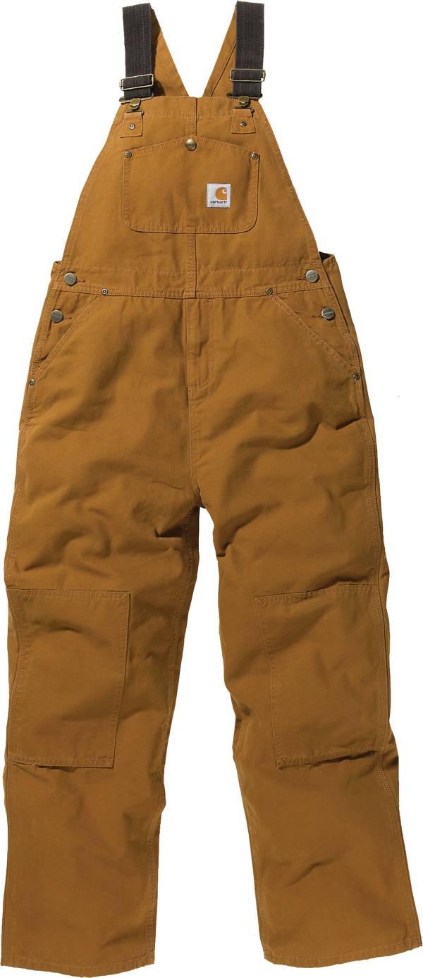 Carhartt Youth Duck Bib Overalls product image