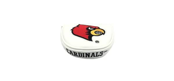 PRG Louisville Cardinals Mallet Cover product image