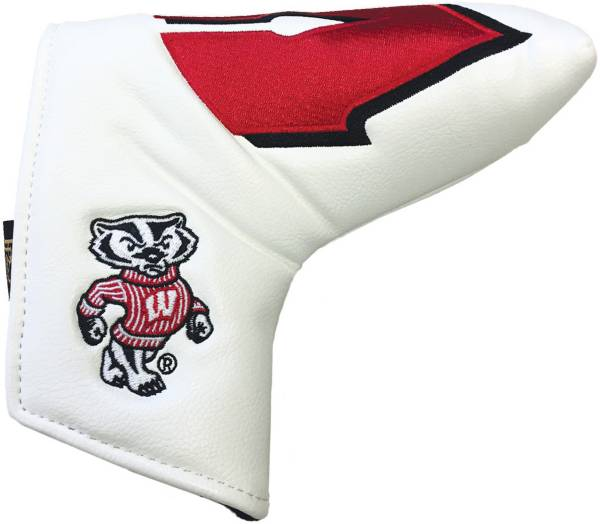 PRG Originals University of Wisconsin Blade Putter Headcover product image