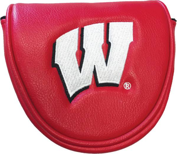 PRG Originals University of Wisconsin Mallet Putter Cover product image