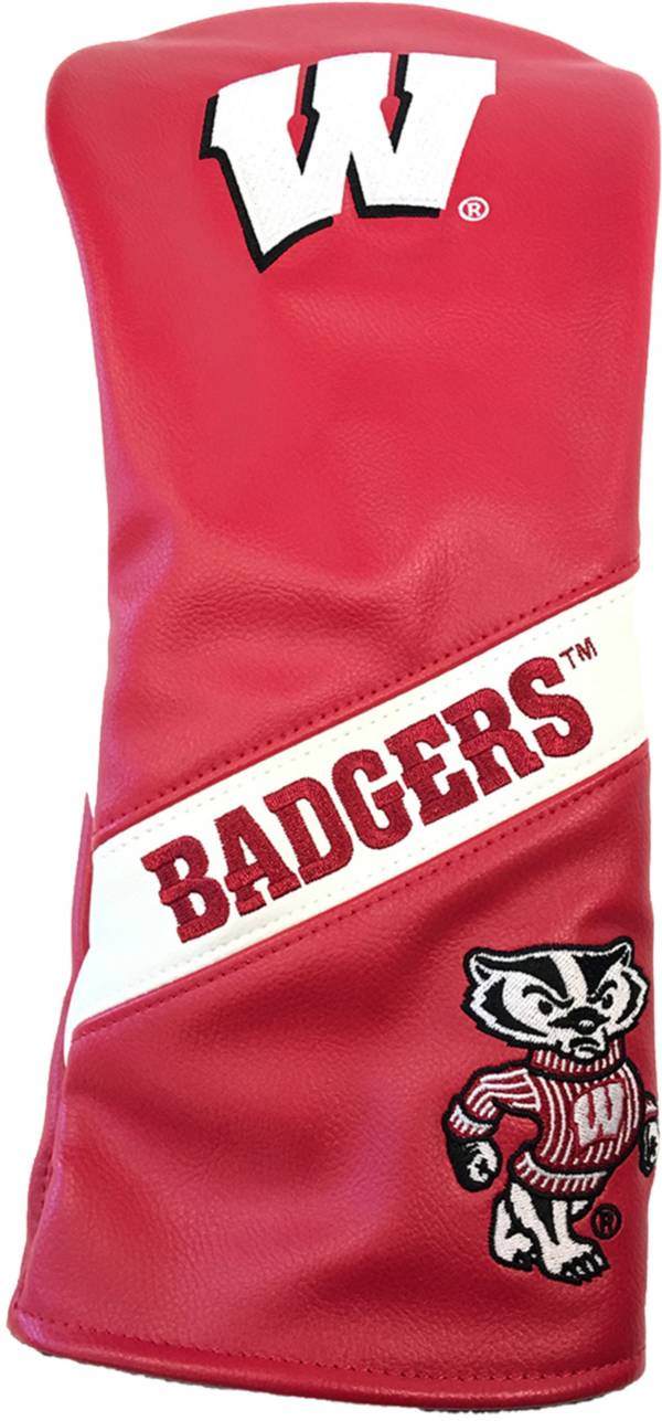 PRG Originals University of Wisconsin Driver Headcover product image