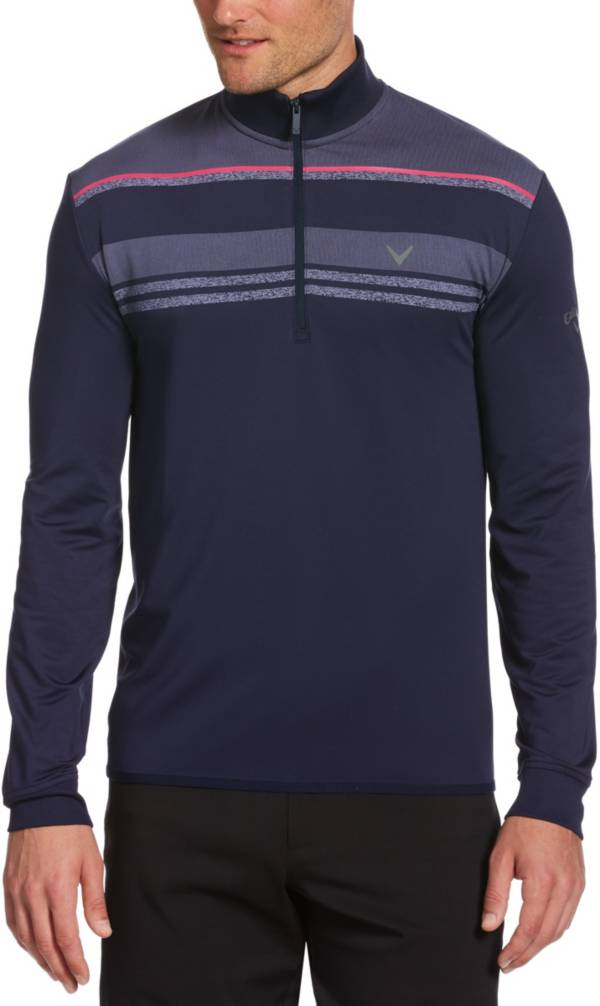 Callaway Men's Chest Print ¼ Zip Golf Pullover product image