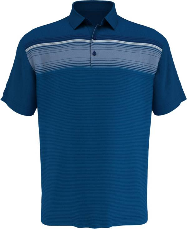 Callaway Men's Engineered Yarn-Dyed Stripe Golf Polo product image