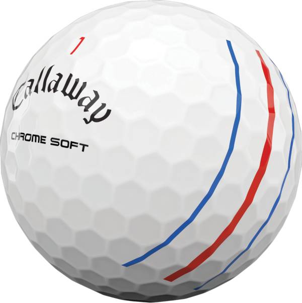 Callaway 2020 Chrome Soft Triple Track Golf Balls product image