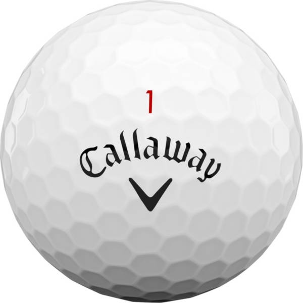 Callaway 2020 Chrome Soft Single Golf Ball product image