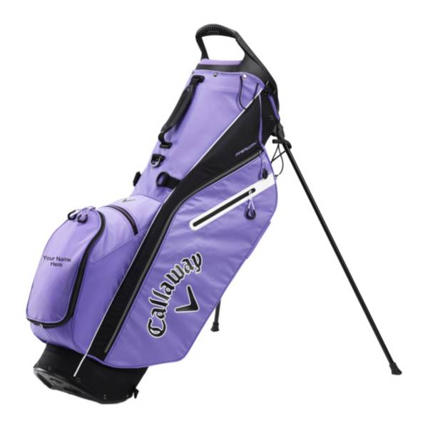 2020 Fairway 4 Custom Stand Golf Bag