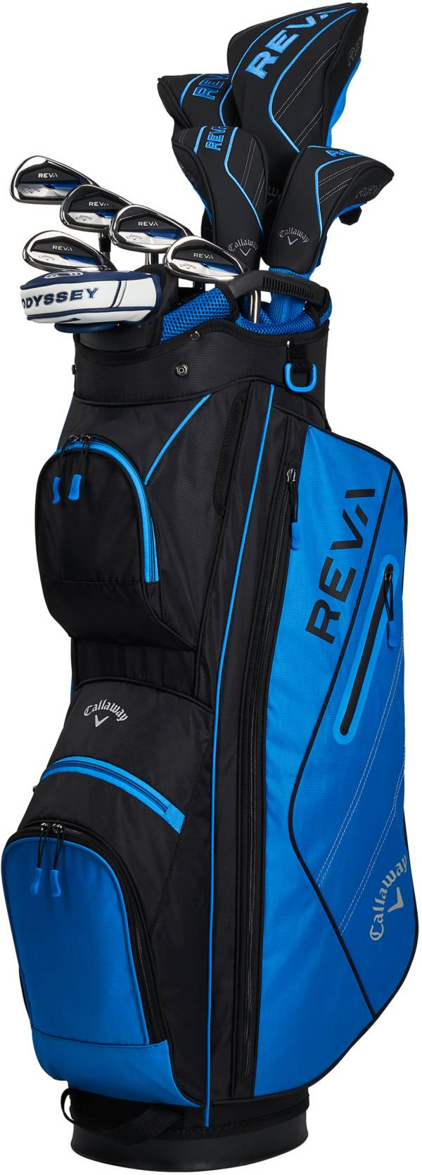 Callaway Women's REVA 11-Piece Complete Set – (Graphite) product image