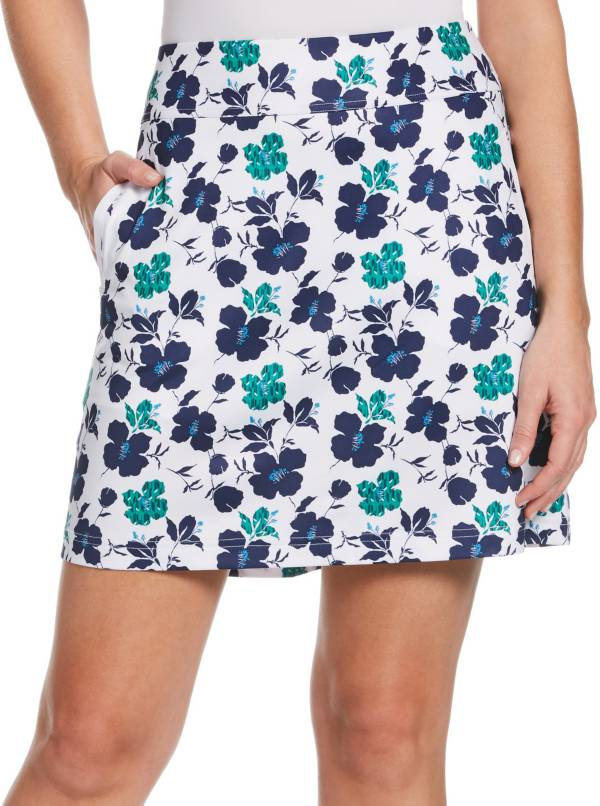 Callaway Women's Allover Floral Printed 18''Golf Skort product image