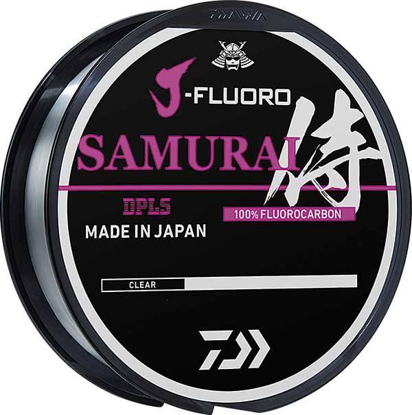 Daiwa J-Fluoro Samurai Fluorocarbon Line product image