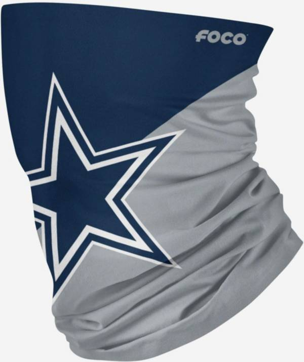 FOCO Cowboys Merchandising Dallas Cowboys Logo Neck Gaiter product image