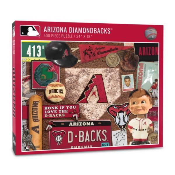 You The Fan Arizona Diamondbacks Retro Series 500-Piece Puzzle product image