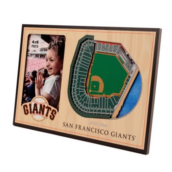 You the Fan San Francisco Giants Stadium Views Desktop 3D Picture product image