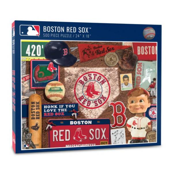 You The Fan Boston Red Sox Retro Series 500-Piece Puzzle product image