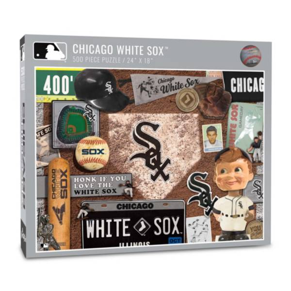 You The Fan Chicago White Sox Retro Series 500-Piece Puzzle product image
