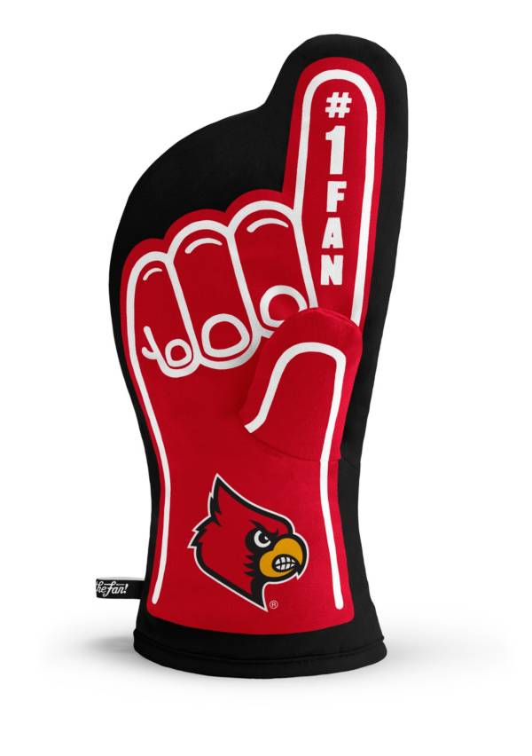 You The Fan Louisville Cardinals #1 Oven Mitt product image