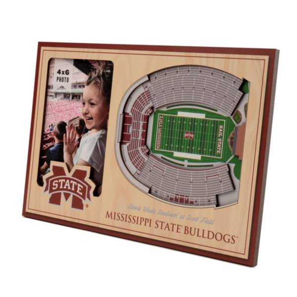 You the Fan Mississippi State Bulldogs Stadium Views Desktop 3D Picture product image