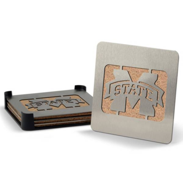 You the Fan Mississippi State Bulldogs Coaster Set product image