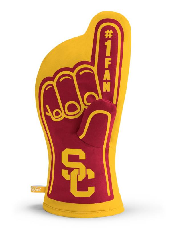 You The Fan USC Trojans #1 Oven Mitt product image