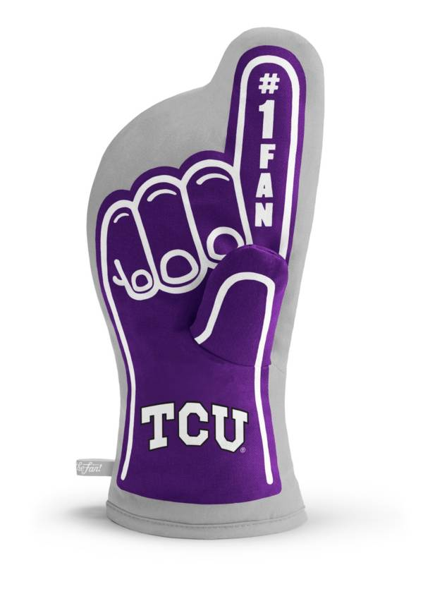 You The Fan TCU Horned Frogs #1 Oven Mitt product image