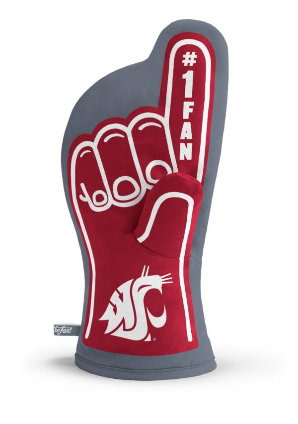 You The Fan Washington State Cougars #1 Oven Mitt product image
