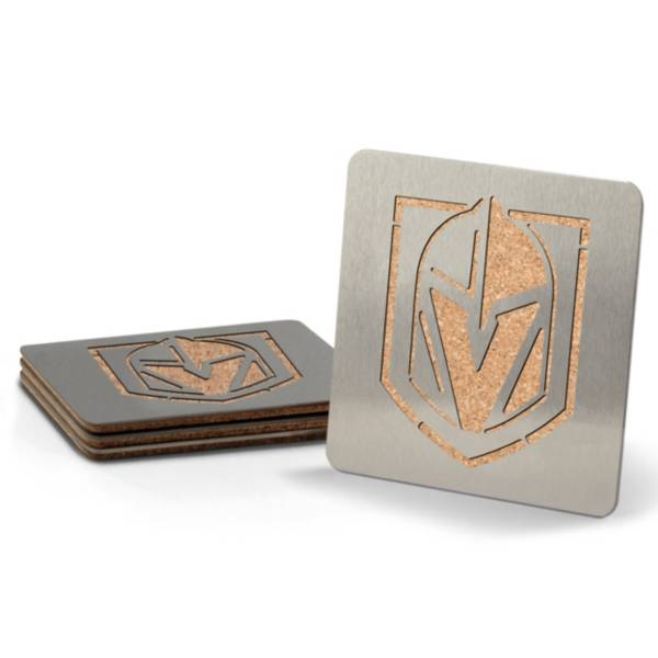 You the Fan Vegas Golden Knights Coaster Set product image
