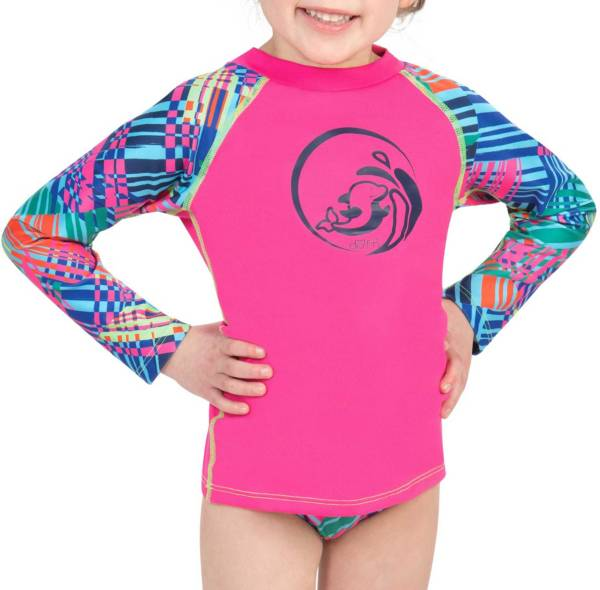 Dolfin Toddler's Long Sleeve Rash Guard product image