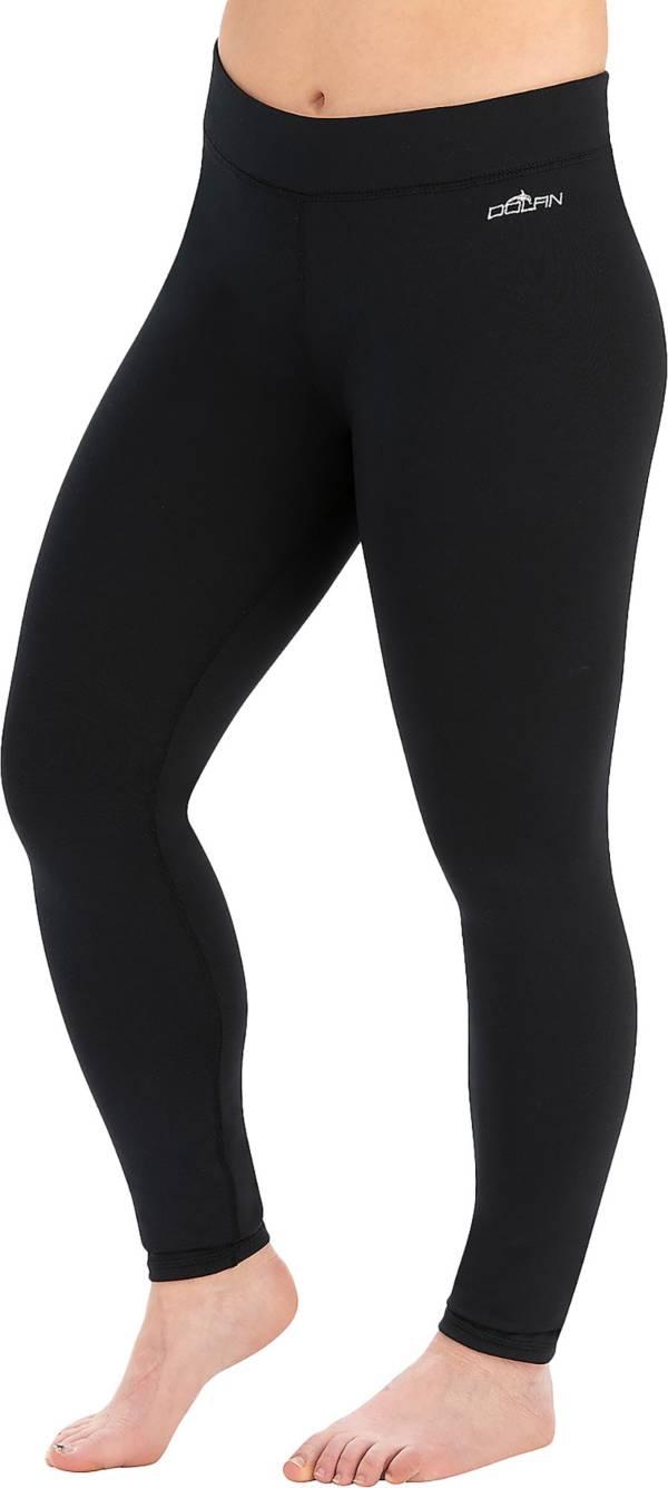 Dolfin Women's Solid Aqua Tights product image