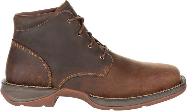 Durango Men's Red Dirt Rebel Square-Toe Chukka Boots product image