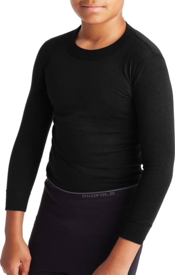 Duofold Boys' Midweight Long Sleeve Thermal Top product image