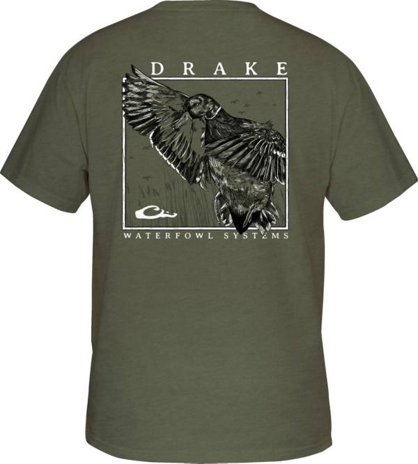 Drake Waterfowl Men's Cupped Up Short Sleeve T-Shirt product image