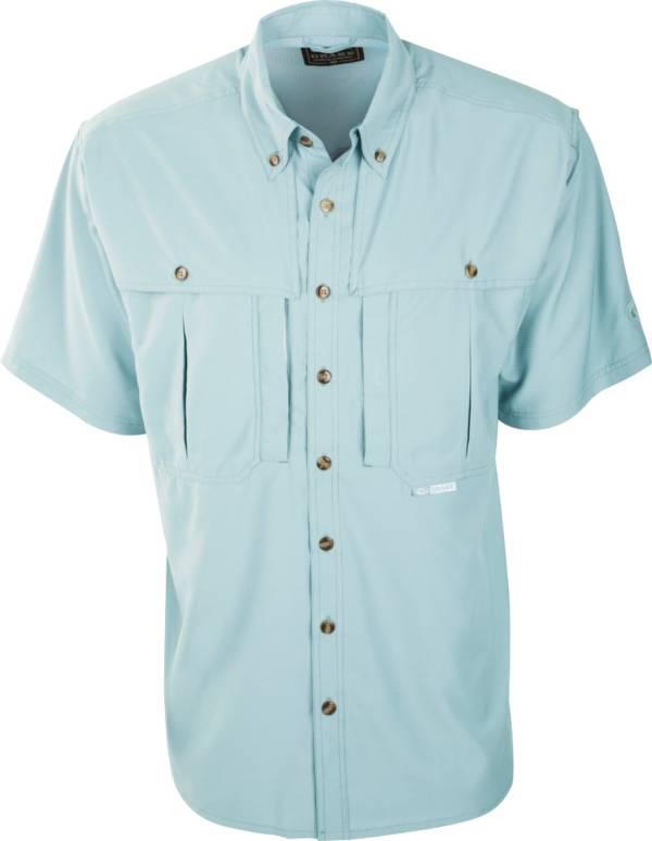 Drake Waterfowl Men's Flyweight Wingshooter Short Sleeve Shirt product image