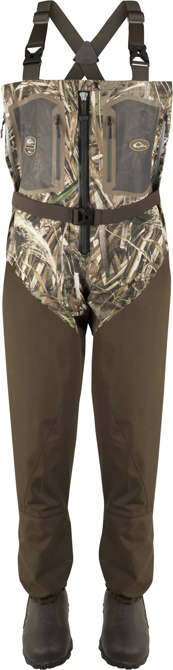 Drake Waterfowl Guardian Elite 4-Layer Chest Waders with Tear-Away Liner product image