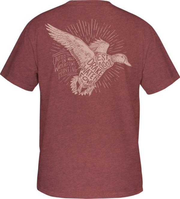 Drake Waterfowl Men's Graffiti Mallard T-Shirt product image