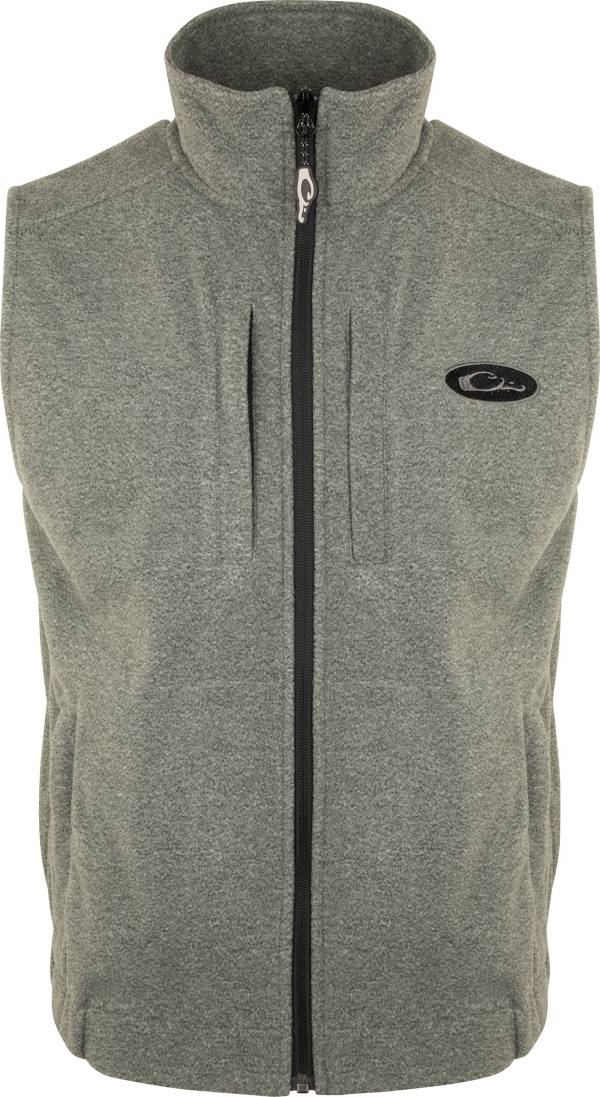 Drake Waterfowl Men's Heather Windproof Layering Vest product image
