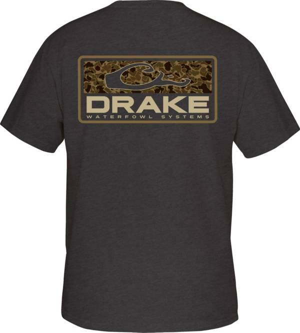 Drake Waterfowl Men's Old School Bar Short Sleeve T-shirt product image