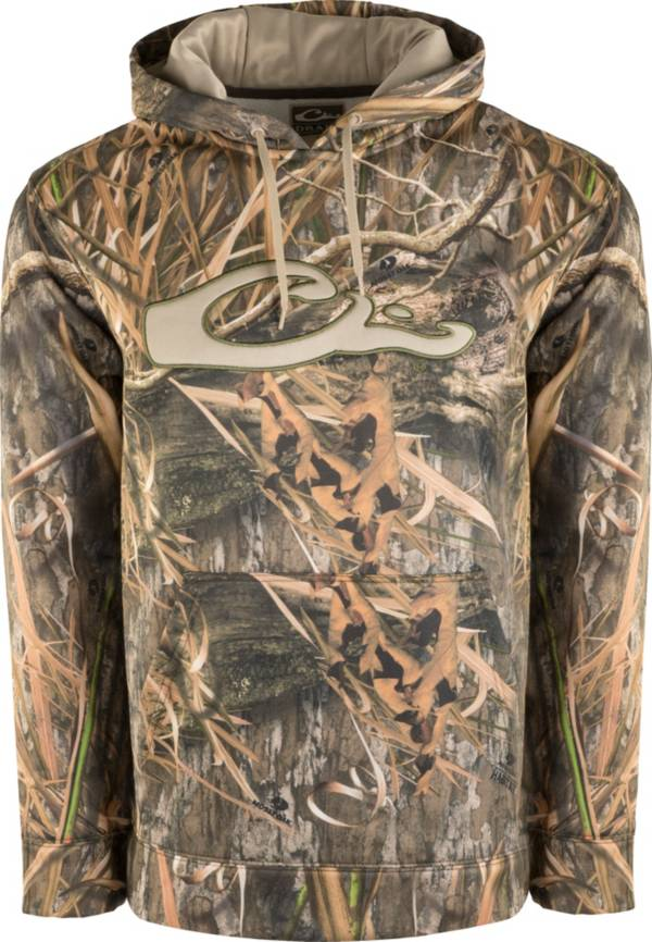 Drake Waterfowl Men's Camo Performance Hoodie (Regular and Big & Tall) product image
