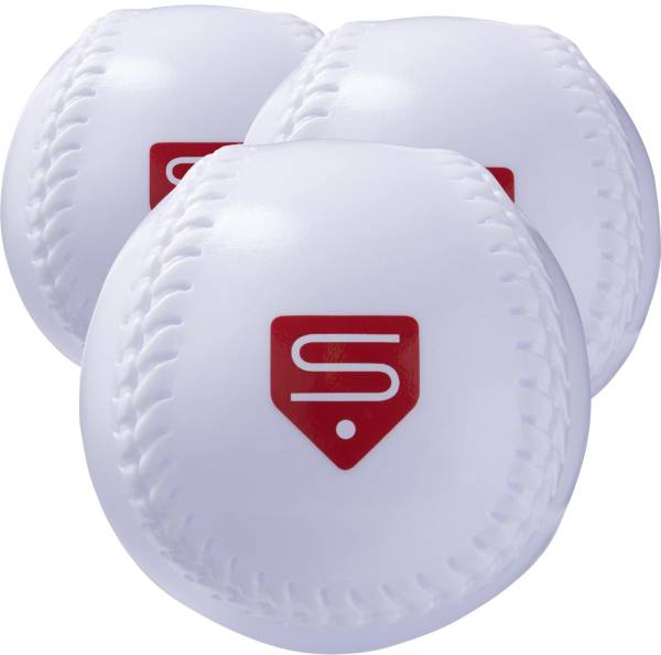 SweetSpot Baseball Plastic Ball S100 - 3 Pack product image