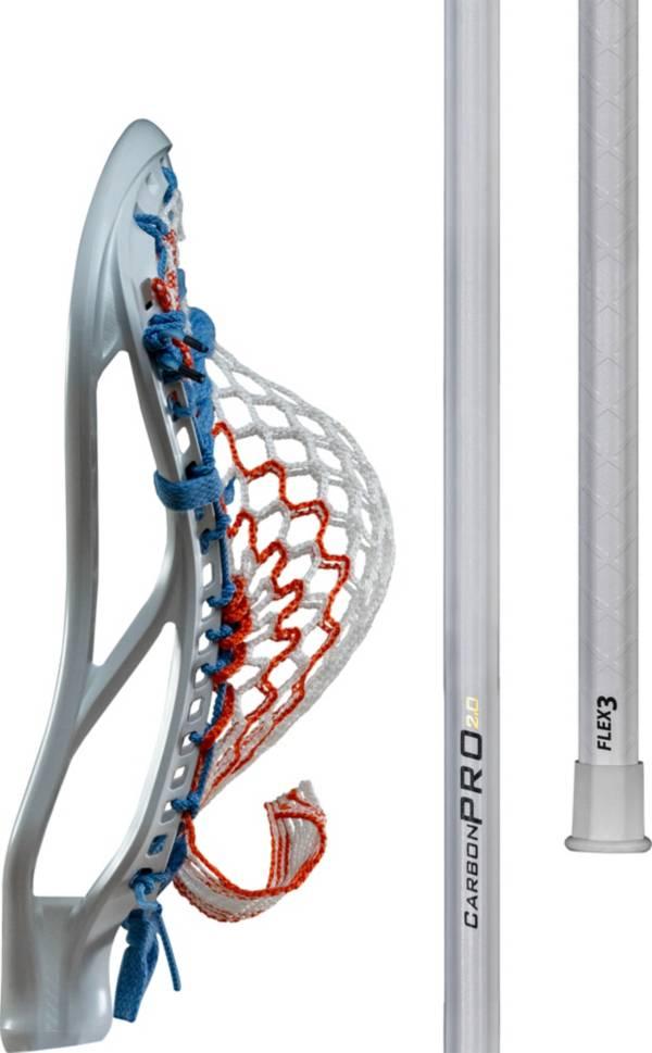 ECD Men's DNA Elite on Carbon Pro 2.0 Defense Custom Complete Lacrosse Stick product image